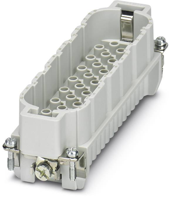 Vložka pinového konektoru Phoenix Contact 1584431, 64 + PE, krimpované, 1 ks