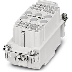 Konektorová vložka, zásuvka Phoenix Contact 1636389, 6 + 36 + PE, krimpované, 1 ks