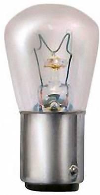 Signalizačný systém - žiarovka Werma Signaltechnik BA15D 15 W 24 V Signalleuchte 826