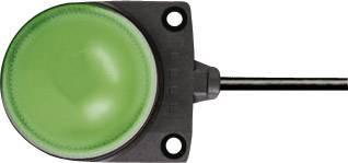 Signální osvětlení LED Idec LH1D-D2HQ4C30G, 24 V/DC, 24 V/AC, zelená