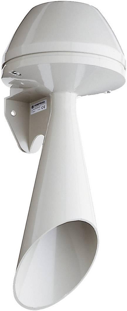 Klaksón Werma Signaltechnik 570.052.65, tón, 24 V/AC, 108 dB, IP55