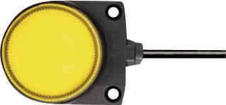 Signální osvětlení LED Idec LH1D-D2HQ4C30Y, 24 V/DC, 24 V/AC, žlutá