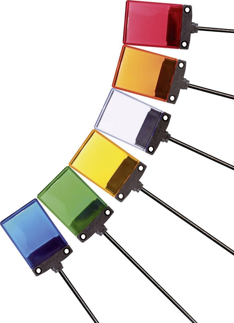 Signalizačné osvetlenie LED Idec LH1D-H2HQ4C30R, 24 V/DC, 24 V/AC, červená