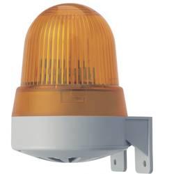 Bzučák s LED Werma 422.110.75, 120 x 91,5 x 82,5 mm, 24 V DC/AC, IP65, červená