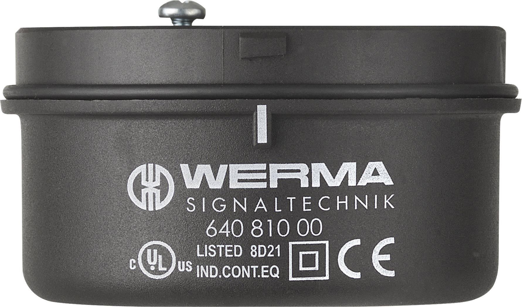 Príslušenstvo pre montáž Werma Signaltechnik 640.810.00 Vhodné pre rad (signálna technika) KombiSIGN 71