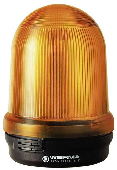 Signalizačné osvetlenie Werma Signaltechnik 828.300.68, 230 V/AC, žltá