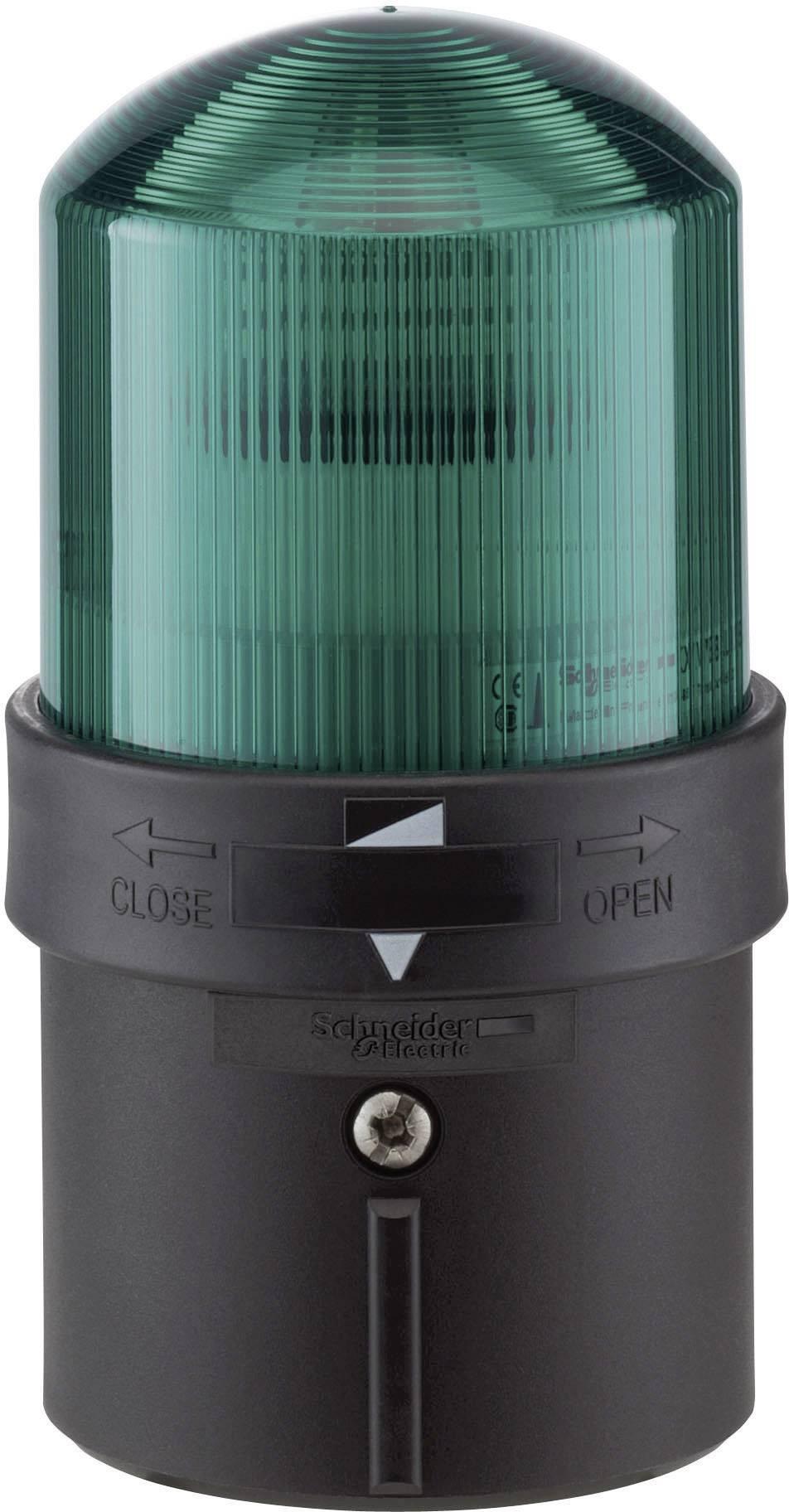 Signální osvětlení LED Schneider Electric 0063025 zelená, trvalé světlo, 24 V/DC