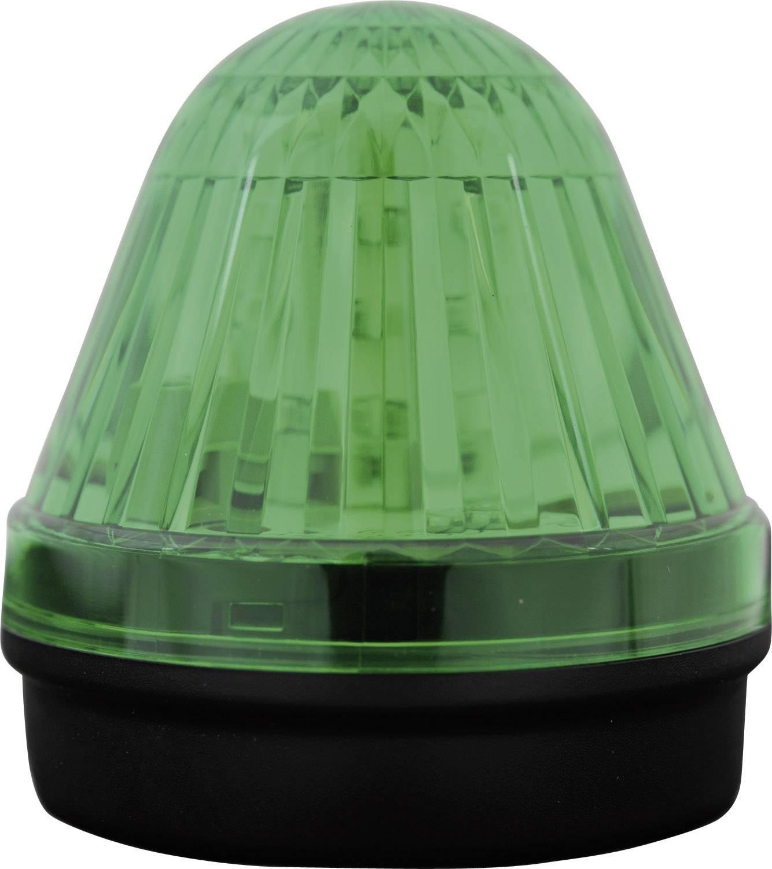 Signální osvětlení LED ComPro Blitzleuchte BL50 15F, 24 V/DC, 24 V/AC, zelená