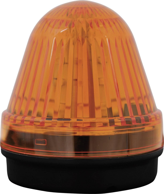 Signální osvětlení LED ComPro Blitzleuchte BL70 15F, 24 V/DC, 24 V/AC, žlutá