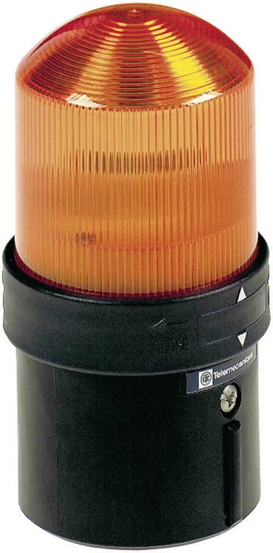 Signální osvětlení LED Schneider Electric 0063027 oranžová, trvalé světlo, 24 V/DC
