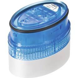 LED signalizační sloupec Idec LD6A (LD9Z-6ALW-S), IP65, Ø 40 x 60 mm, modrá