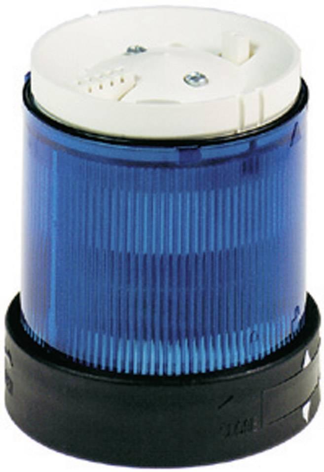 Součást signalizačního sloupku Schneider Electric XVBC2B6, modrá, trvalé světlo, 24 V/DC