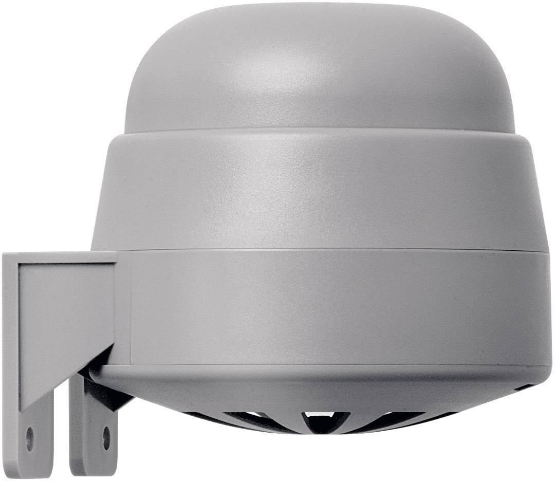 Signalizačný bzučiak Werma Signaltechnik 128.000.68, tón, s pulzným tónom, 230 V/AC, 92 dB, IP65