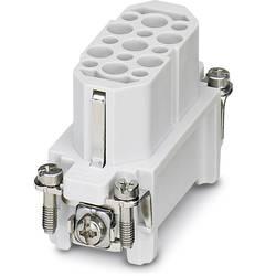 Súprava konektorovej zásuvky HC-D Phoenix Contact HC-D 15-I-CT-F 1584389, počet kontaktov 15 + PE, krimpované , 1 ks