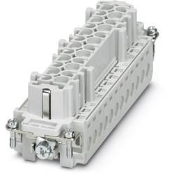 Súprava konektorovej zásuvky Phoenix Contact 1648306, 24, skrutkovací, 1 ks
