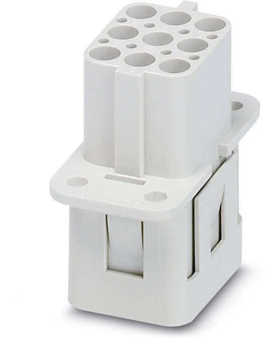 Konektorová vložka, zásuvka Phoenix Contact 1408494, 8 + PE, krimpované, 2 ks