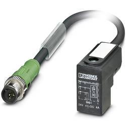 Sensor/Actuator cable SAC-3P-M12MR/3,0-PUR/BI-1L-Z Phoenix Contact 1400788 SAC-3P-M12MR/3,0-PUR/BI-1L-Z, 1 ks