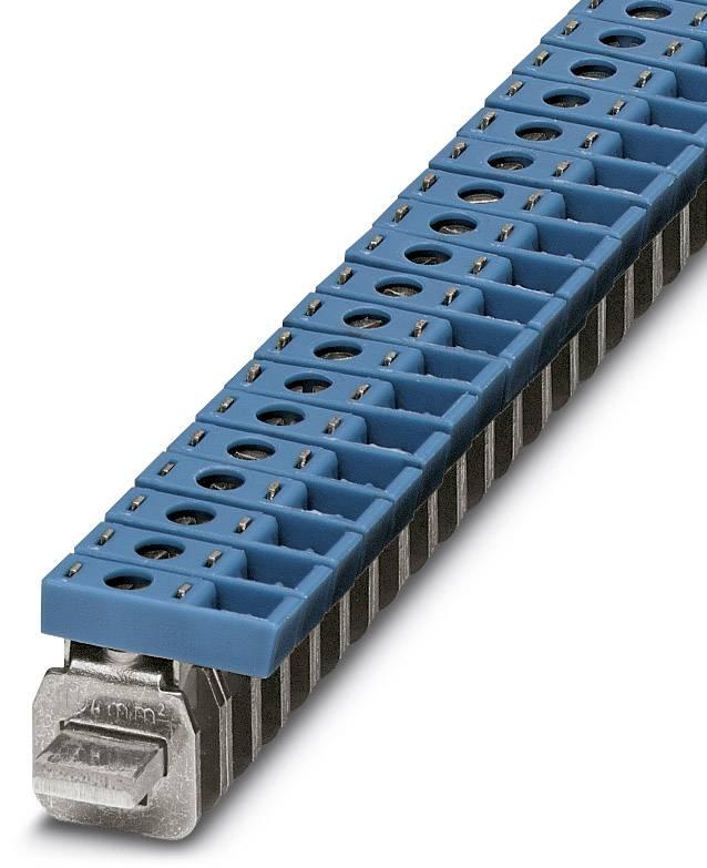 Připojovací svorka Phoenix Contact AKG 4 BU-EX 0421061, 50 ks, modrá