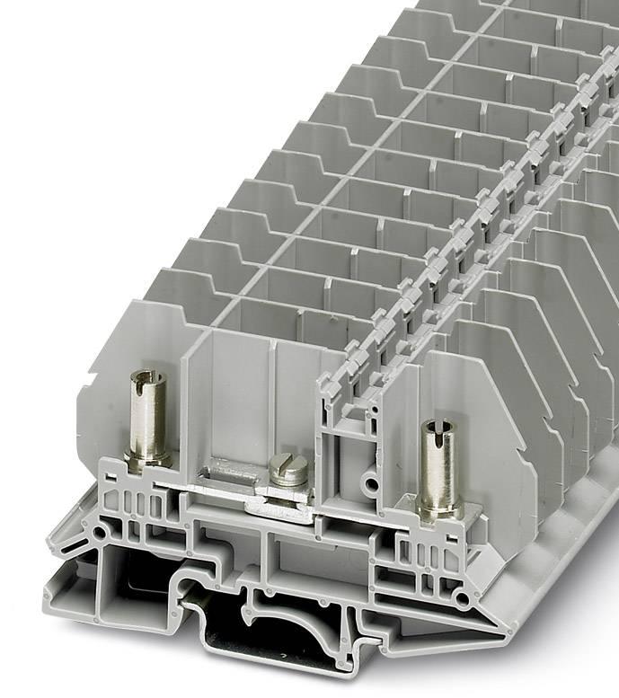 Oddělovací svorka Phoenix Contact RSC 5-T 3058172, 50 ks, šedá
