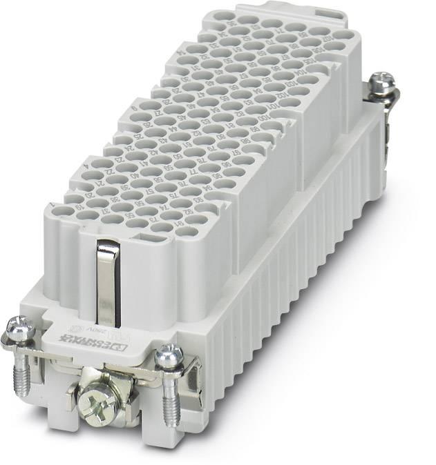 Konektorová vložka, zásuvka Phoenix Contact 1584130, 108 + PE, krimpované, 1 ks