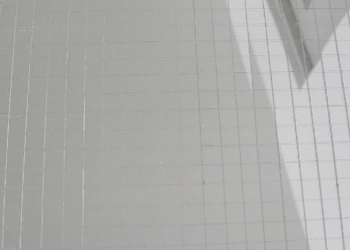 Zrkadlový panel 200 x 200 mm