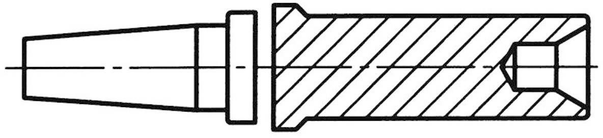 Adaptér MT/LT s krytom hrotu Weller