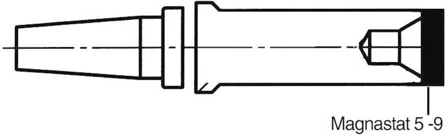 Adaptér PT8/LT s krytom hrotu Weller