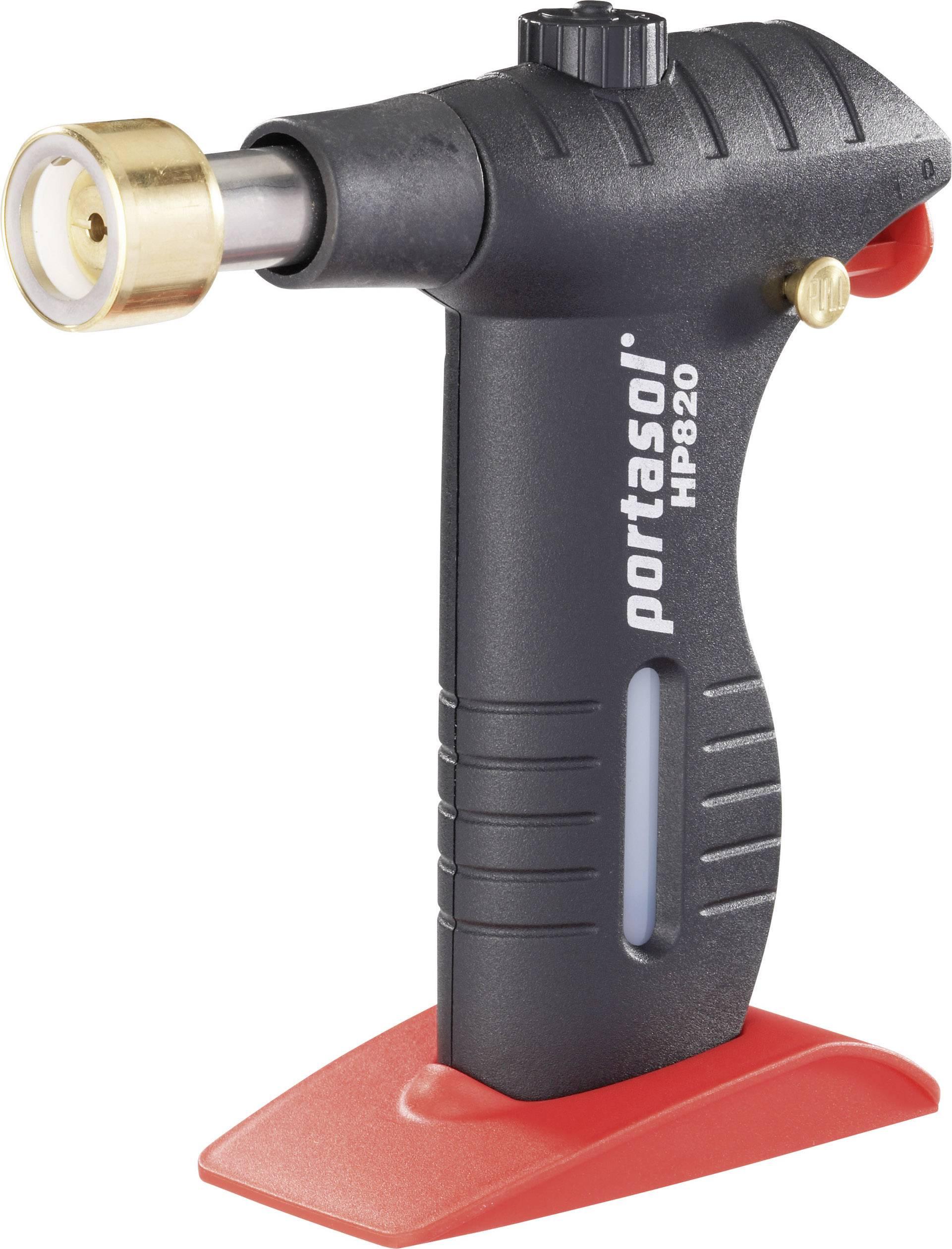 Plynový horák Portasol HP 820, 1350 °C, 40 min