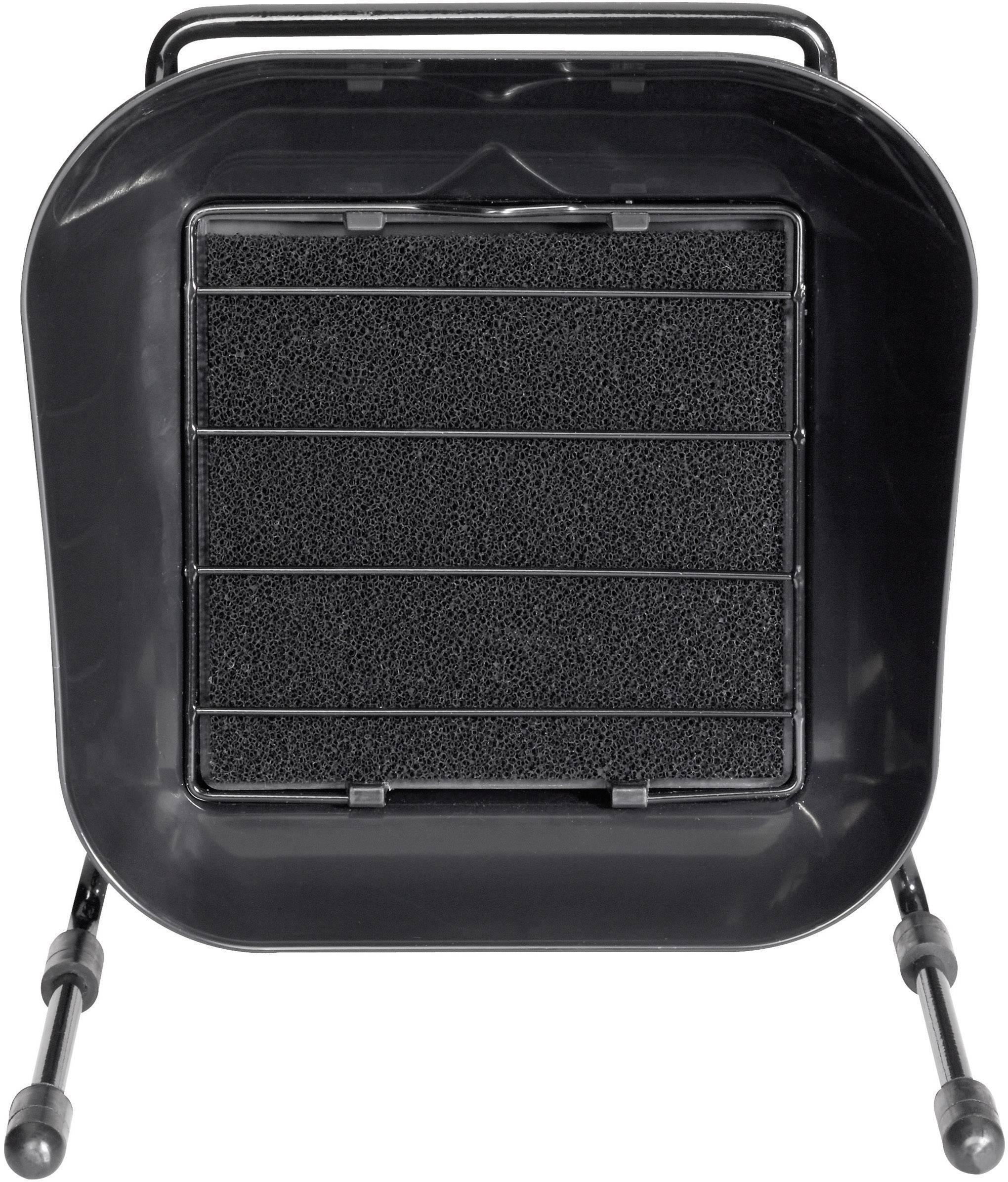 Odsávač dymu pri spájkovaní TOOLCRAFT ZD-153, 23 W, 230 V/AC, 60 m³/h