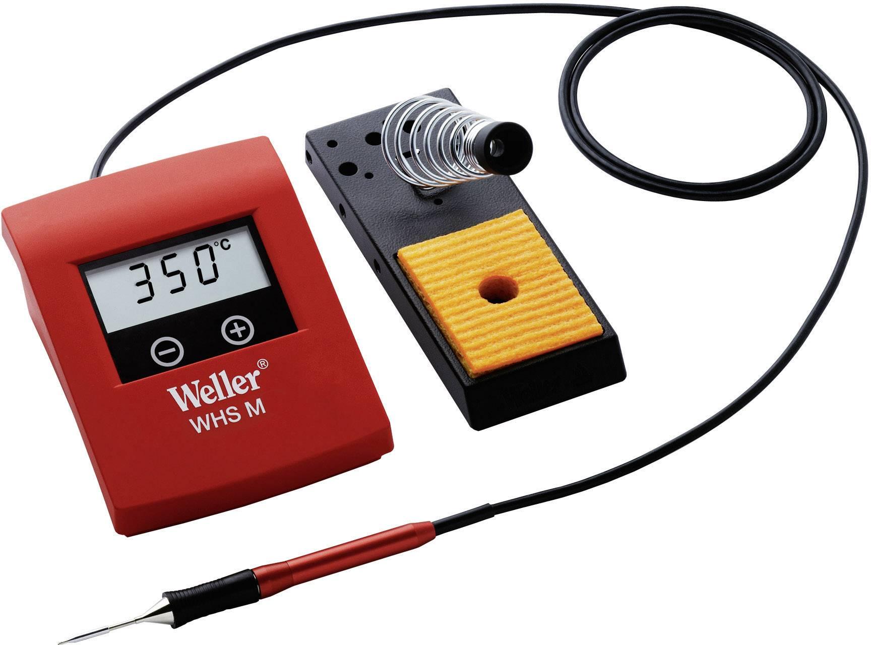 Pájecí stanice Weller WHS M T0056832699N, digitální, 50 W, +100 až +400 °C
