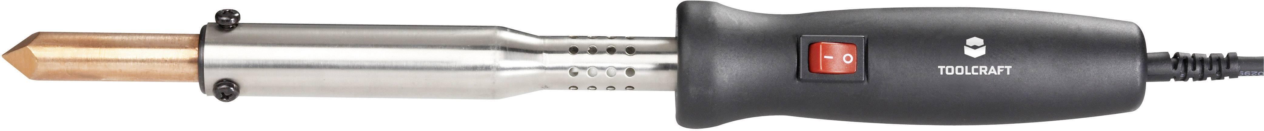 Spájkovacie pero TOOLCRAFT KP-300, 230 V, spájkovacie hroty tvar špičky