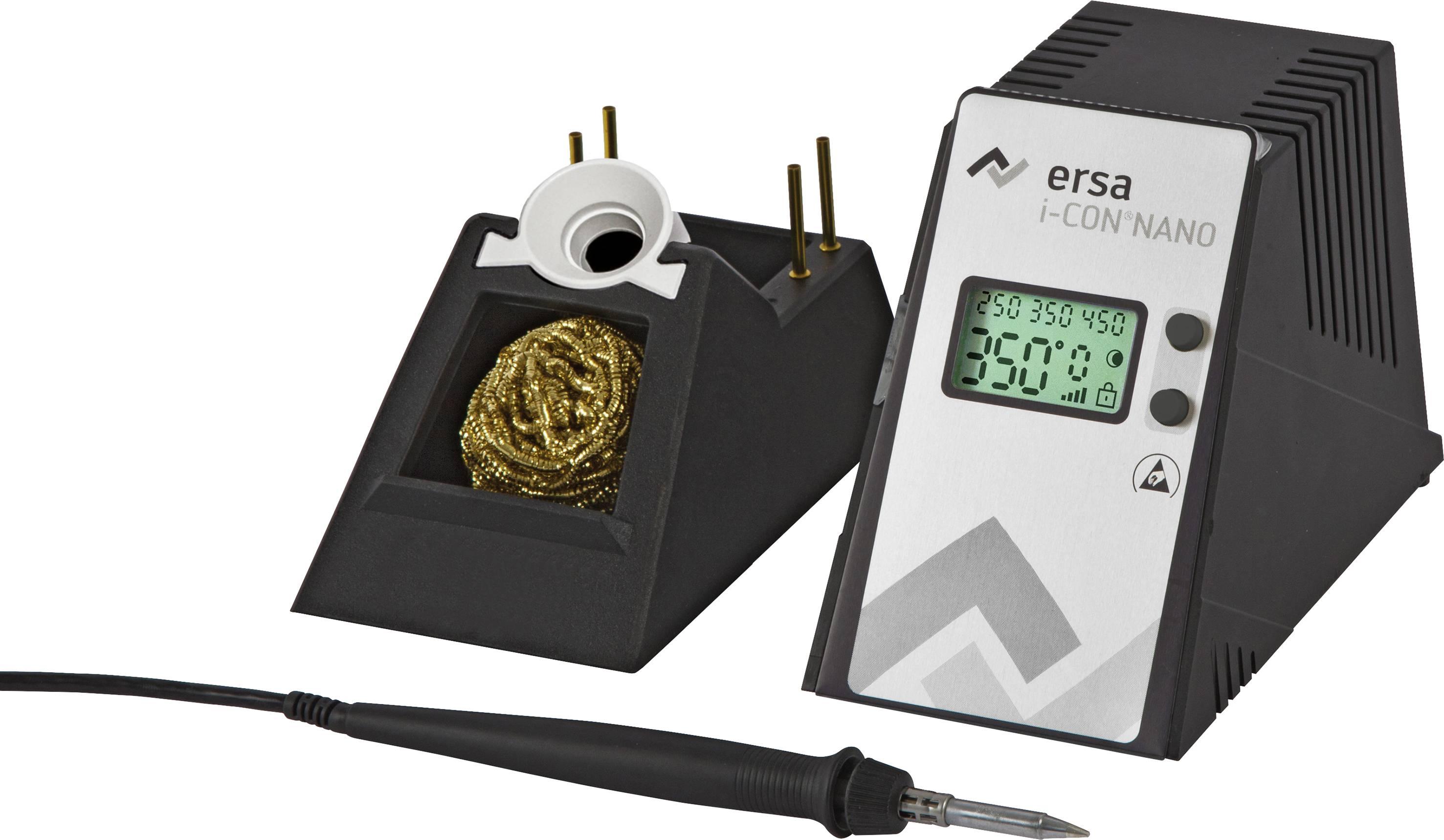 Spájkovacia stanica ERSA i-CON Nano