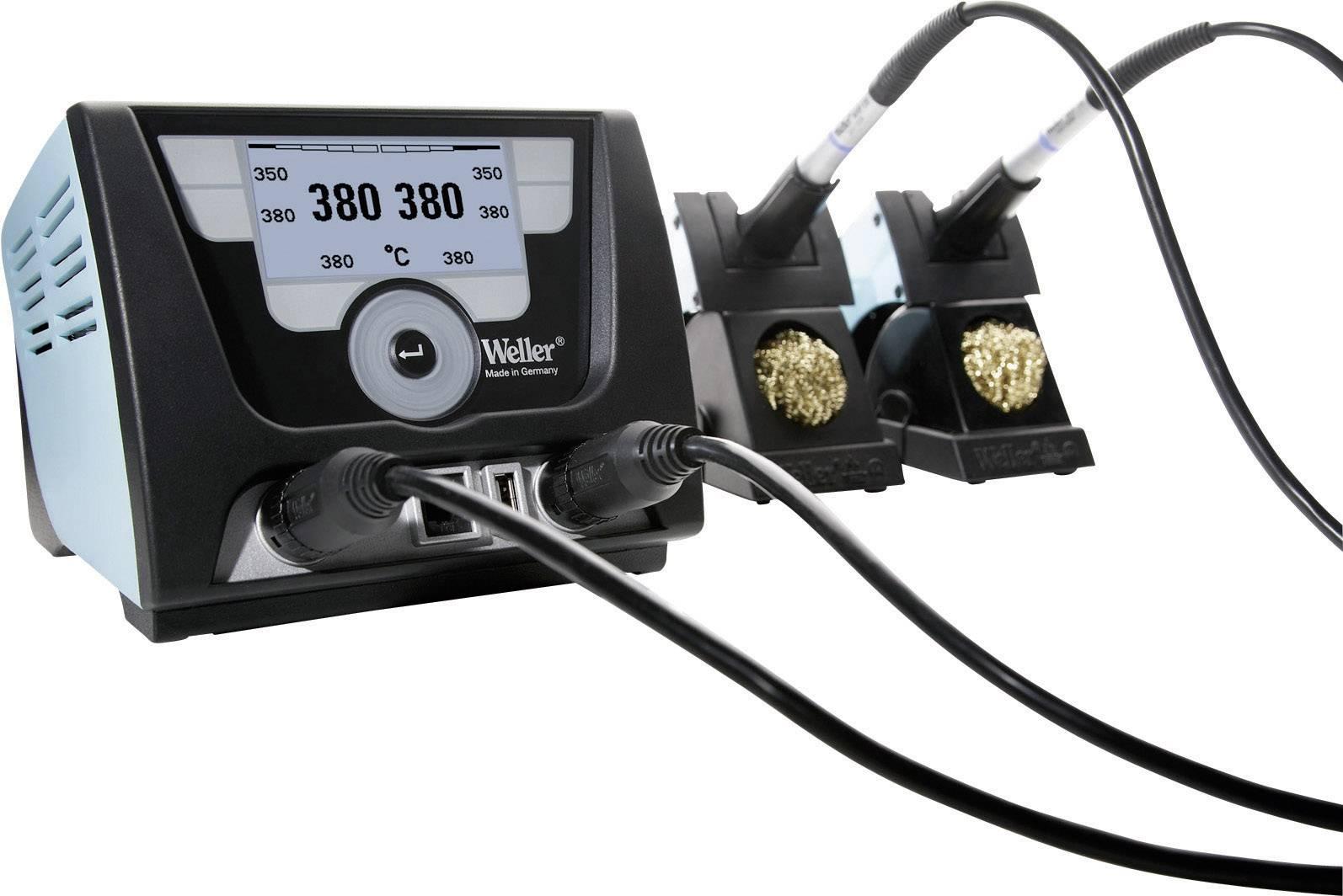 Pájecí stanice Weller Professional WX2021 T0053422699N, digitální, 240 W, +50 až +550 °C