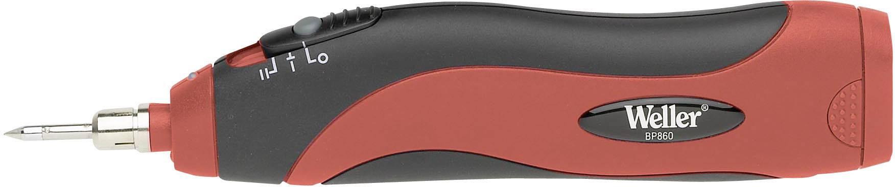 Bateriové pájecí pero Weller BP865CEU, 6 V, 6/8 W, pájecí hrot tužkový, dlátový, +450 až +510 °C