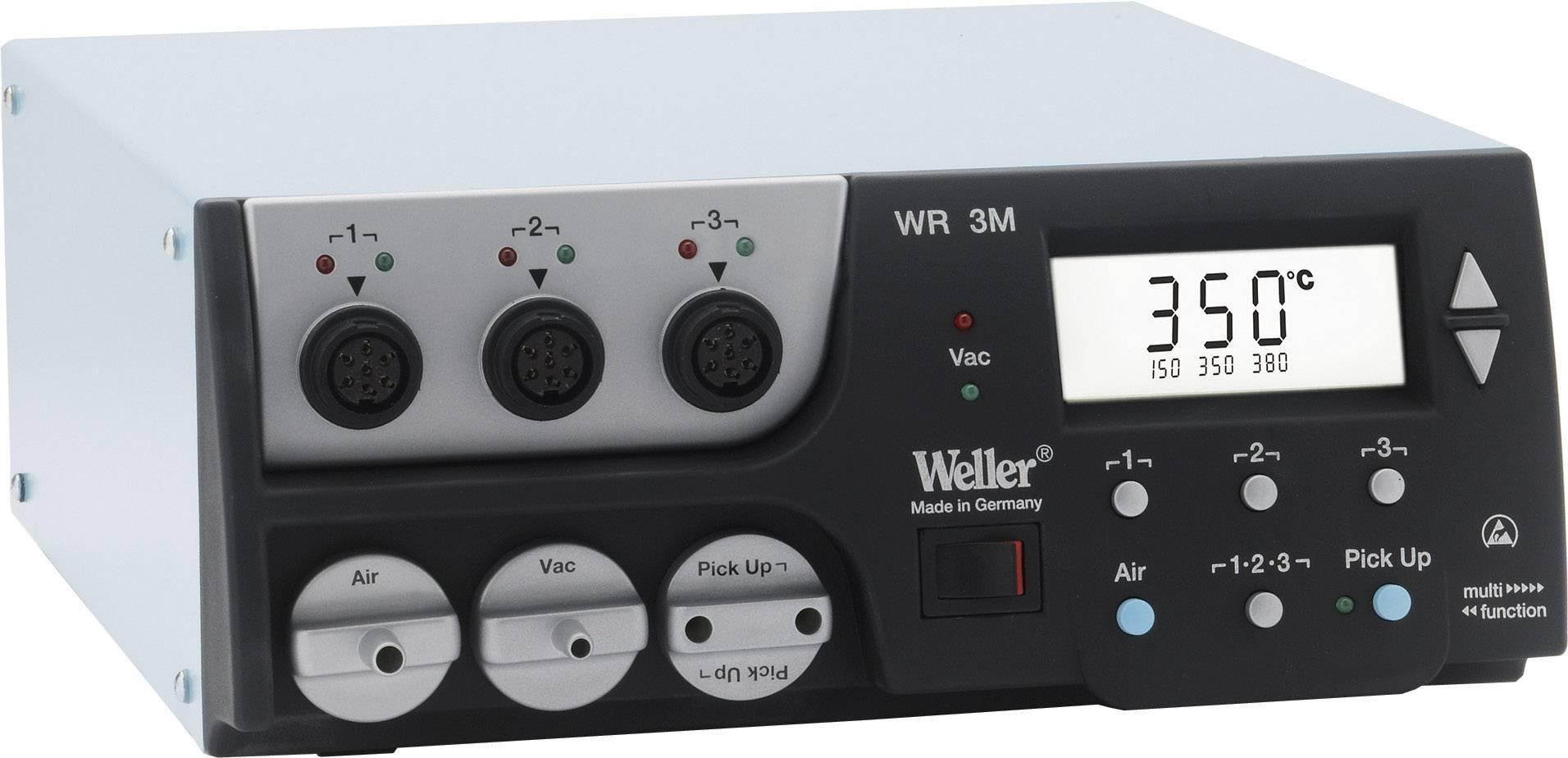 Spájkovacia/odpájkovacia stanica Weller WR 3M