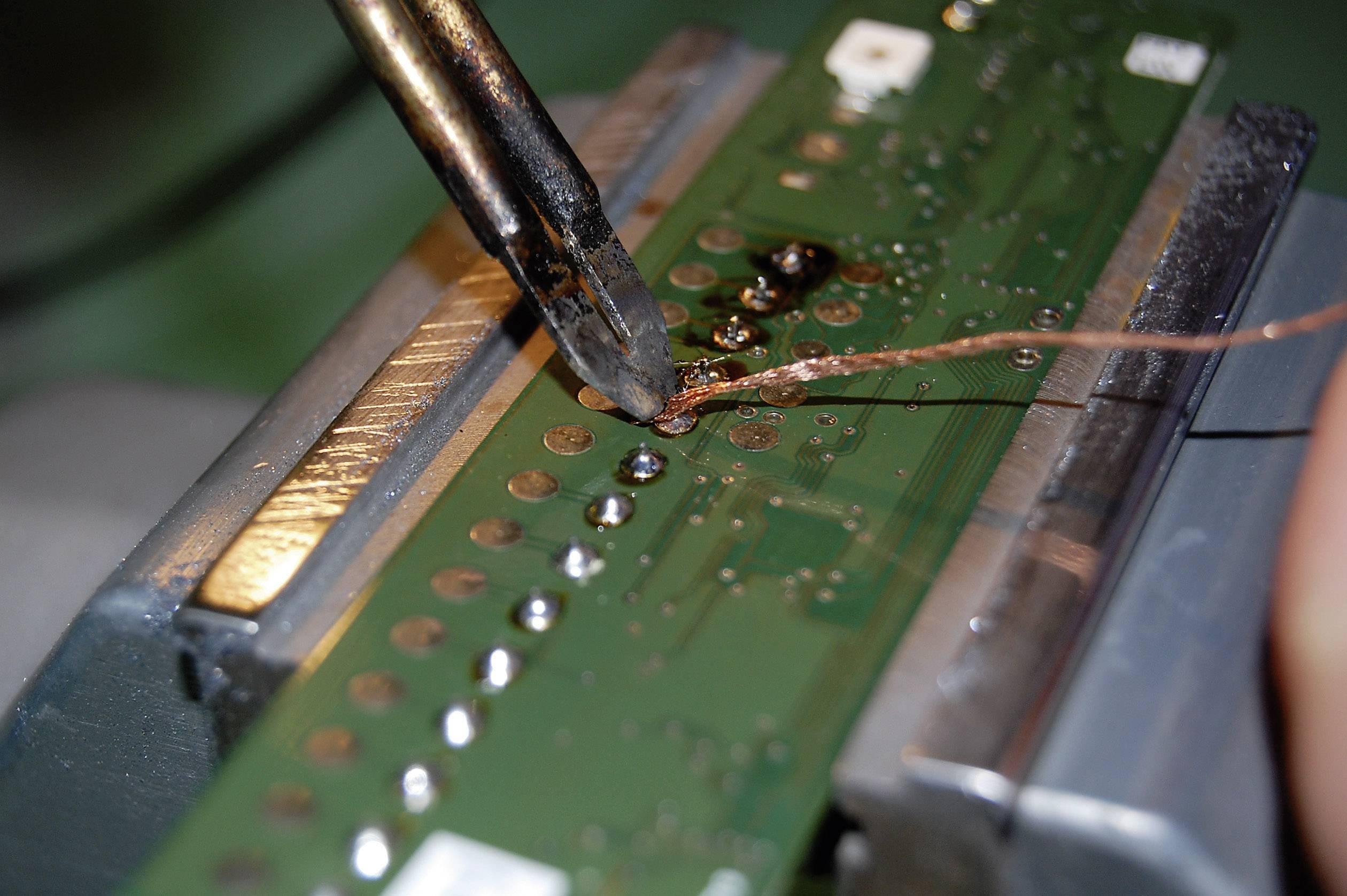 Odpájecí savé lanko CRC Kontakt Chemie, délka 1.5 m, šířka 1.5 mm