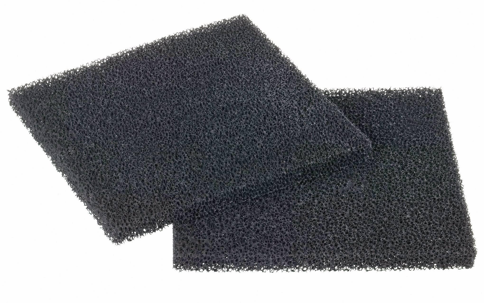 Náhradný filter z aktívneho uhlia Toolcraft (balenie po 3 ks)