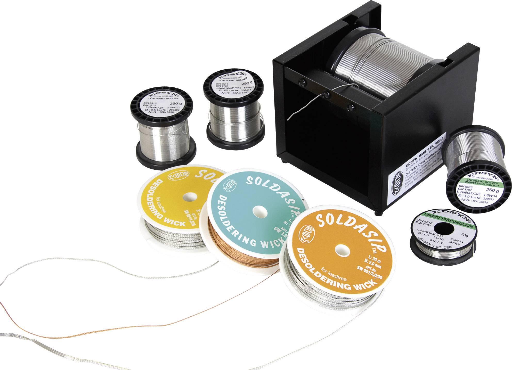 Odvíjačka spájkovacieho drôtu Edsyn ZA20 spool