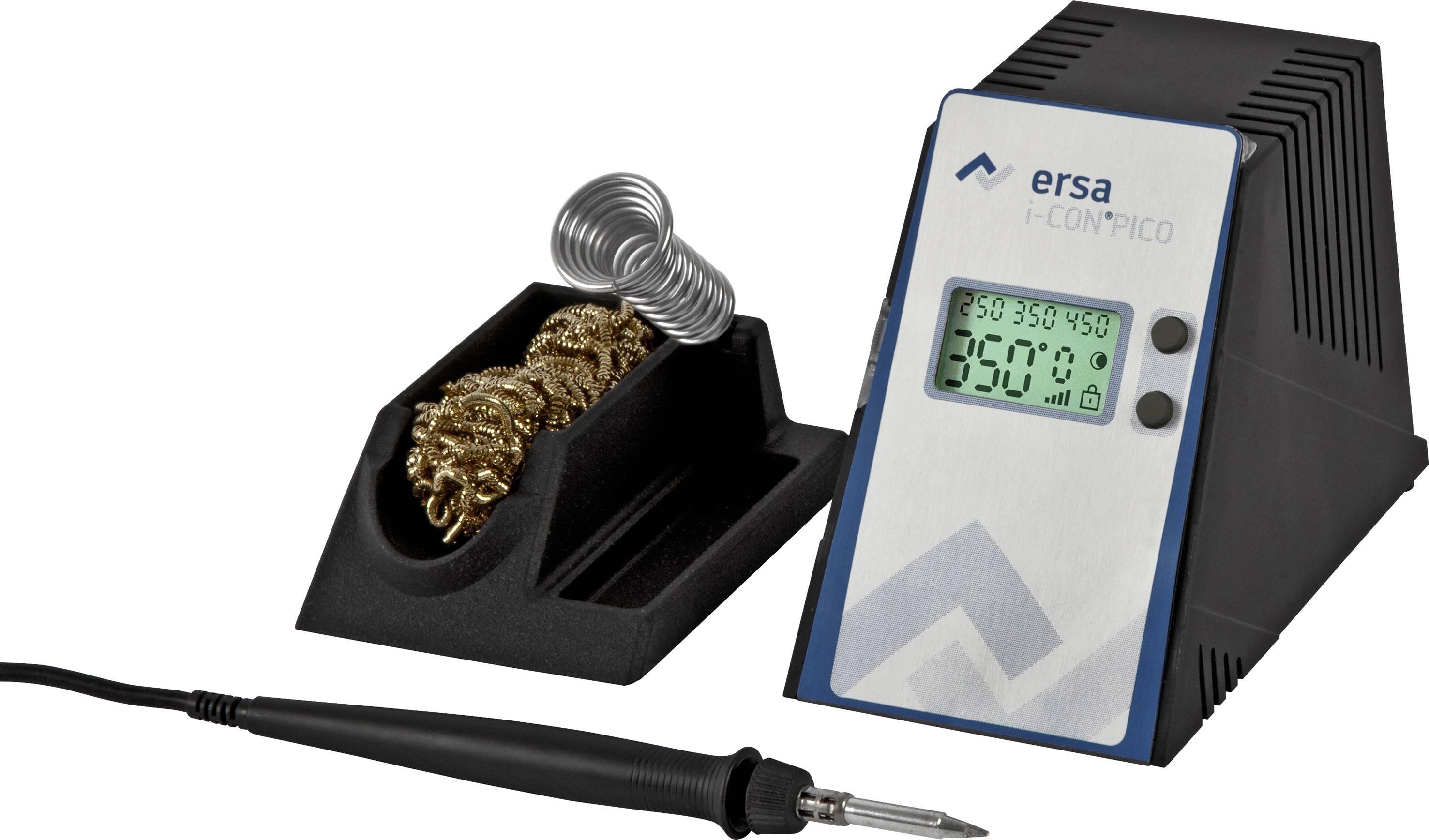 Pájecí stanice Ersa i-CON pico 0IC1300, digitální, 80 W, +150 až +450 °C