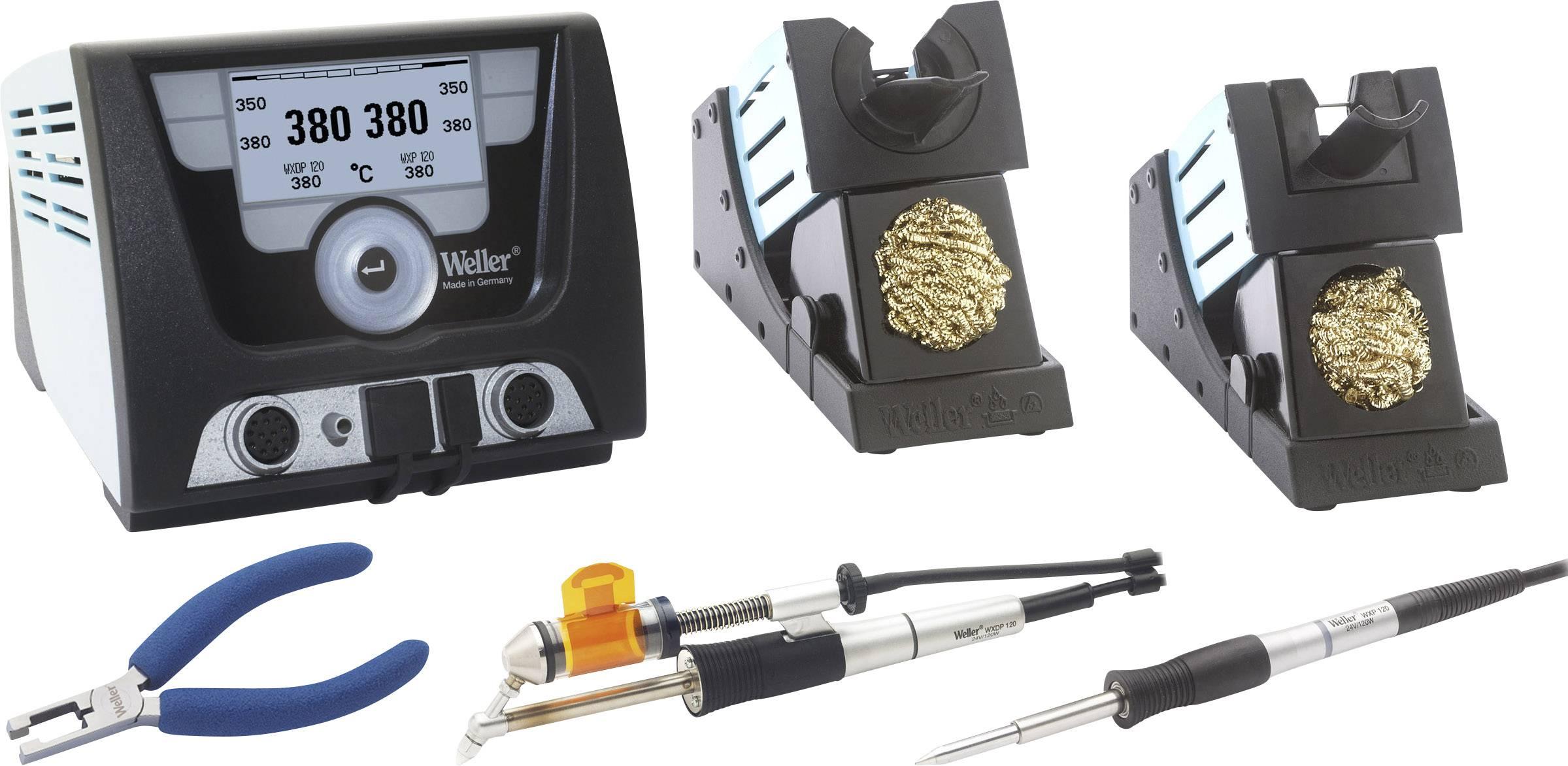 Pájecí a odsávací stanice Weller Professional WXD 2020 T0053429699, digitální, 240 W, +50 až +550 °C