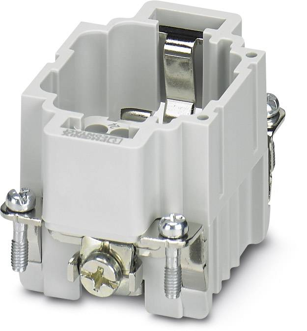 Vložka pinového konektoru Phoenix Contact 1584033, 24 + PE, krimpované, 1 ks