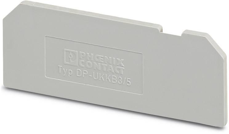 Spacer plate DP-UKKB 3/ 5 Phoenix Contact 50 ks