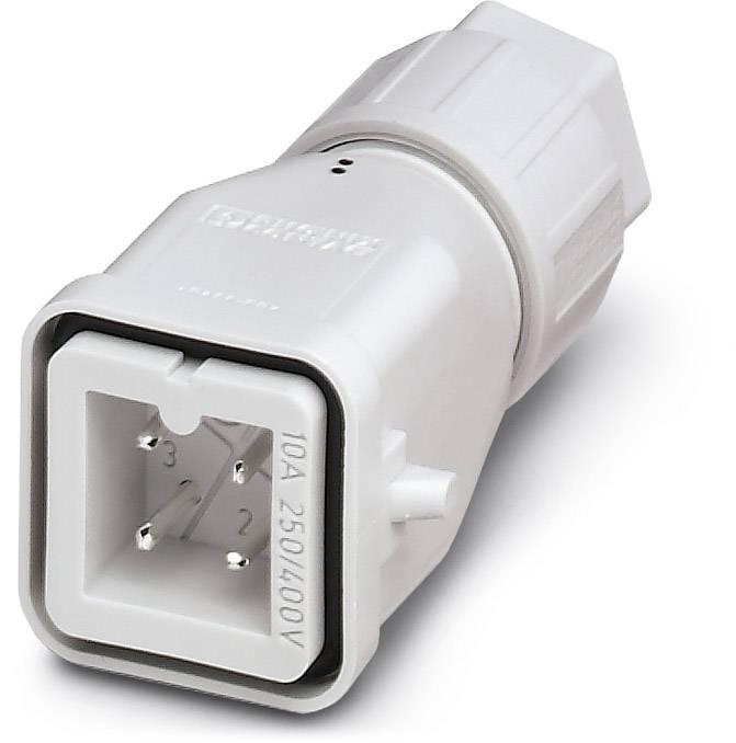 Sada konektorů Phoenix Contact 1641510, počet kontaktů 3 + PE, 1 ks