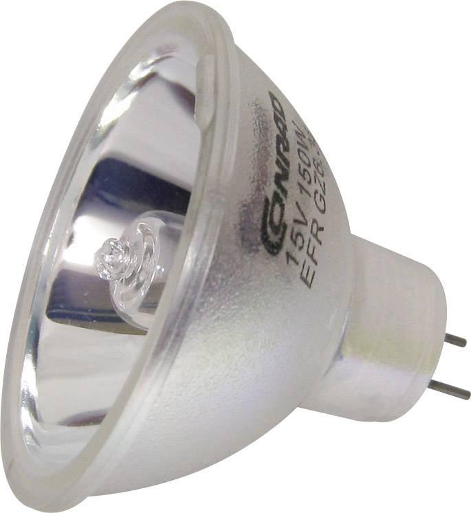 Halogénová efektová žiarovka 15 V, 150 W, 1 ks