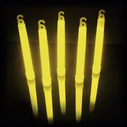 Svíticí tyč Knick Light P-150x15ylo, 15 cm, žlutá