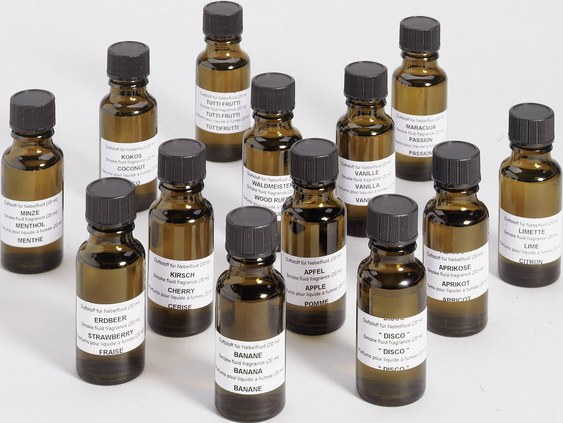 Aromatická prísada do výrobníku hmly, vanilka
