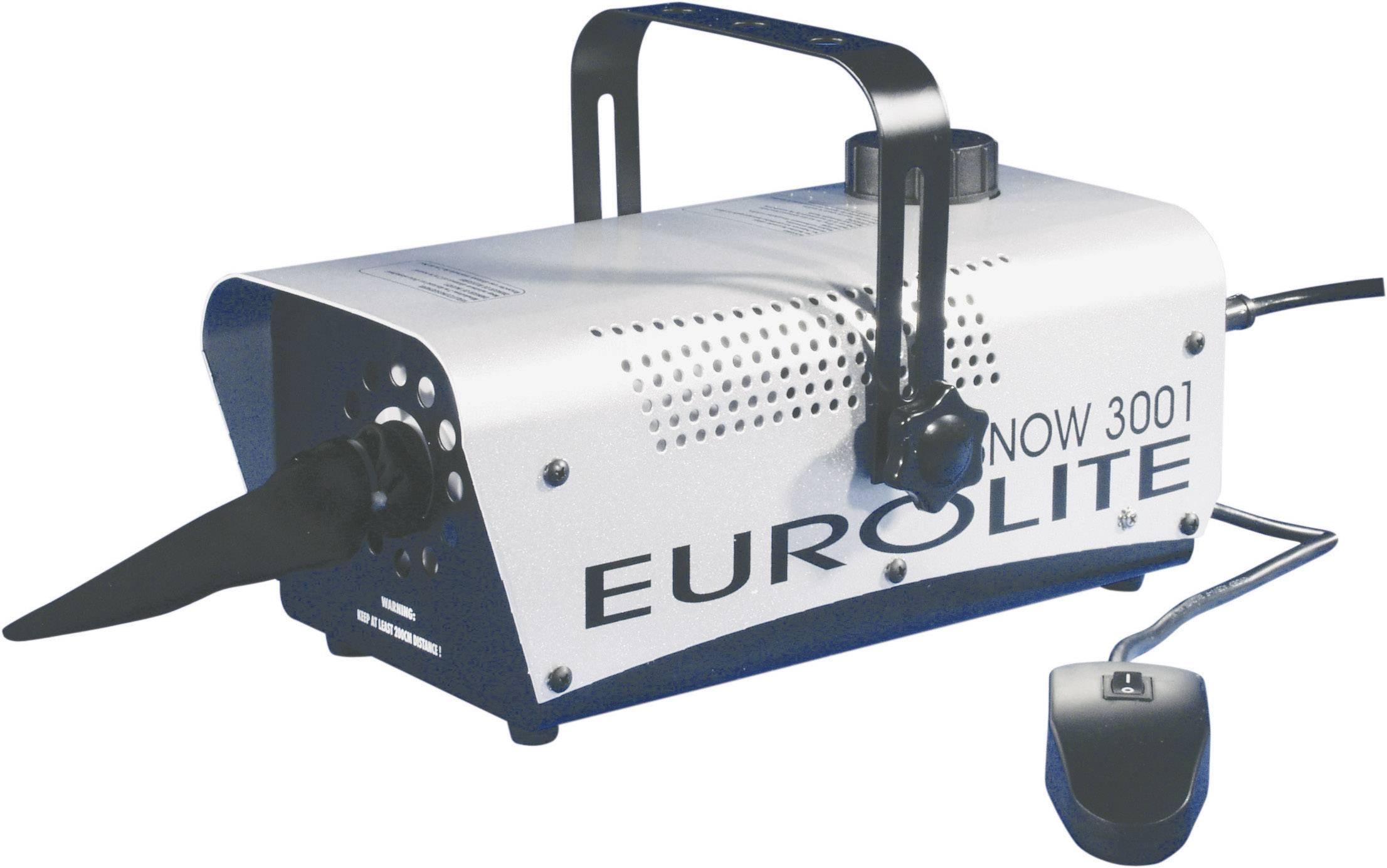 Výrobník sněhu Eurolite Snow 3001