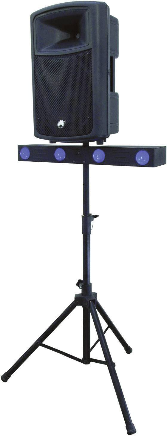 LED DMX farebný reflektor Eurolite MAT-BAR, 256 LED