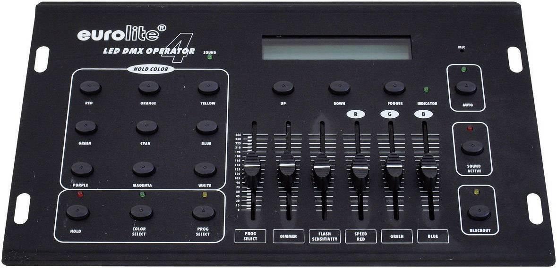 DMX kontrolér Eurolite DMX LED Operator 4 70064504