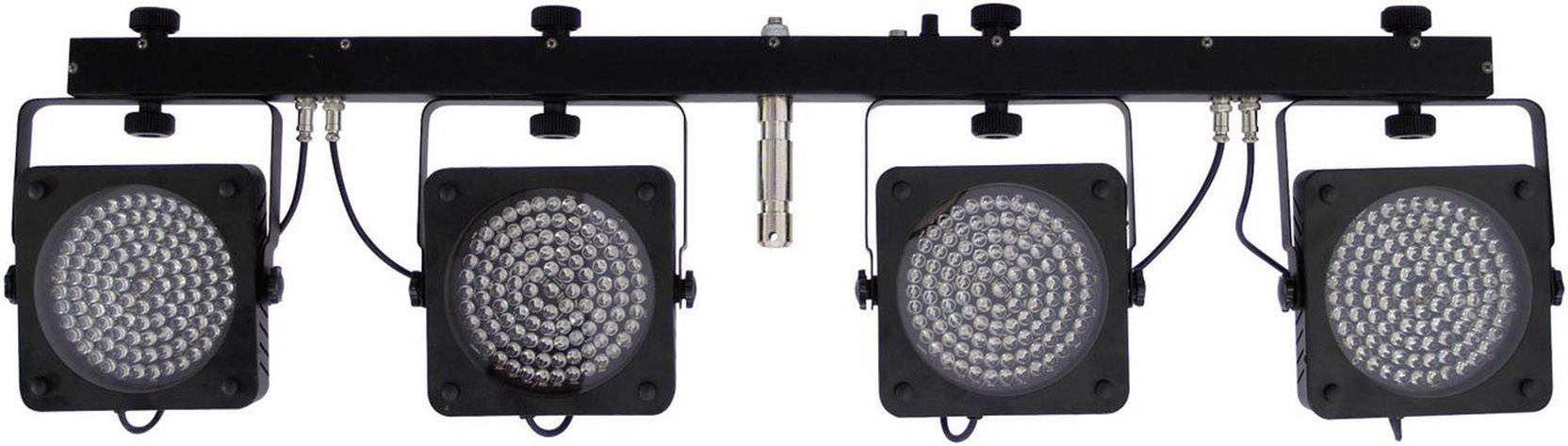 Sada svetiel LED Eurolite KLS-200 Multi-Color
